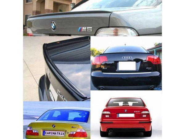"""Спойлер багажника лип (резиновый) BMW E36 (1990-2000) """"копия M3"""""""