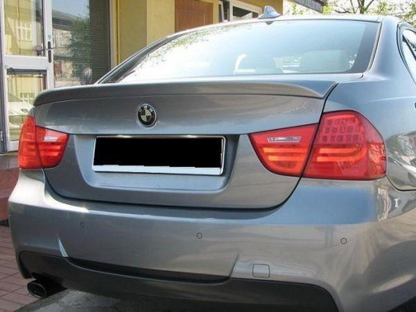 Спойлер багажника лип BMW E90 (2005-2012)