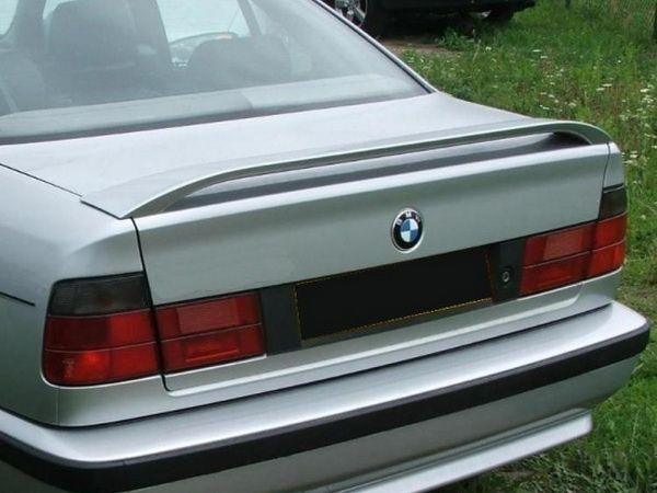 Спойлер багажника BMW 5 E34 Sedan - низкий