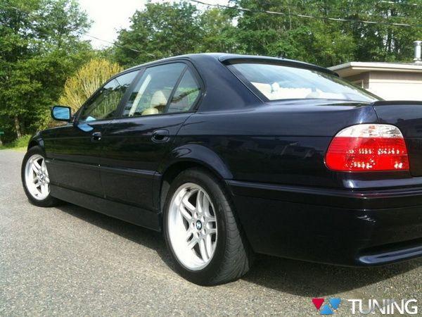 "Спойлер - бленда BMW E38 (1994-2001) ""SCHNITZER"""
