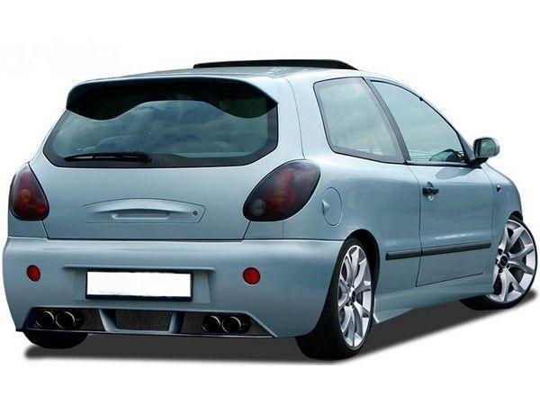 Спойлер - козырёк FIAT Bravo I (1995-2001)