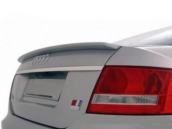 Спойлер багажника лип AUDI A6 C6 (2004-) Sedan