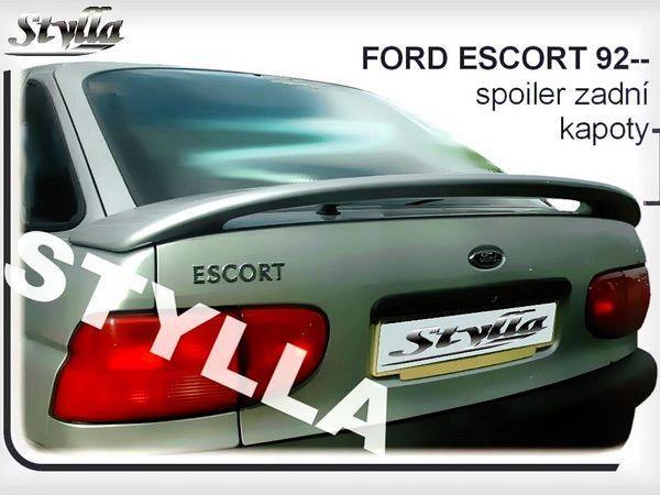 Спойлер FORD Escort (1993-2001) 3/5D Hatchback