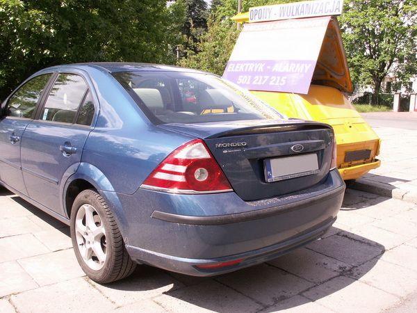 Спойлер FORD Mondeo III (2000-2007) Sedan