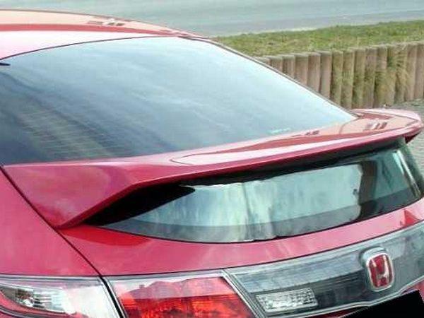 "Спойлер HONDA Civic VIII (2006-) Hatchback ""TYPE R"""