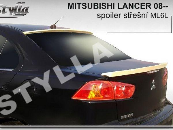 Спойлер на стекло MITSUBISHI Lancer X (2007-) Sedan