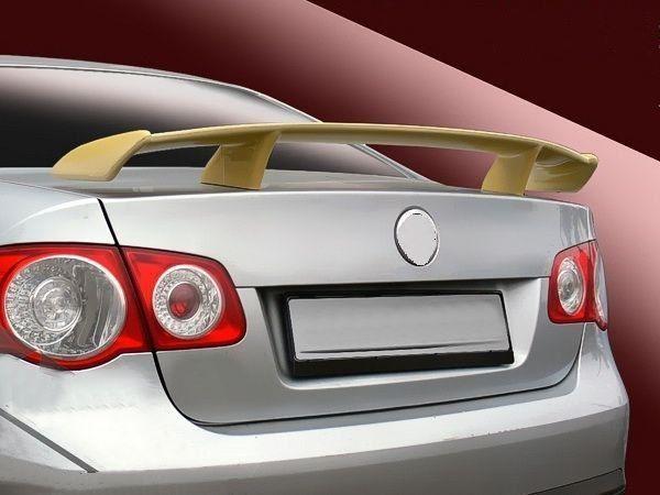 Спойлер багажника на ножках VW Jetta A5 Sedan
