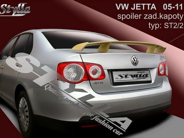 Спойлер багажника на ножках VW Jetta A5 (05-11) SD