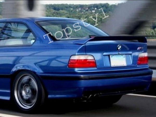 Спойлер багажника BMW E36 (1990-2000) Coupe (низкий)