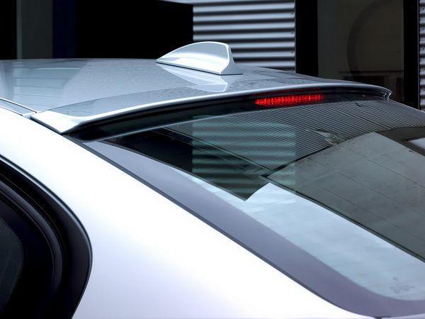 """Спойлер на стекло (бленда) BMW 3 E90 (2005-2012) """"SCHNITZER"""""""