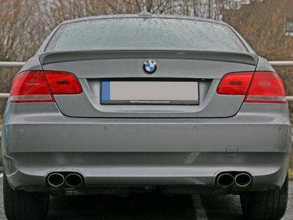 """Спойлер багажника лип BMW E92 (2006-) Coupe """"ALPINE"""""""