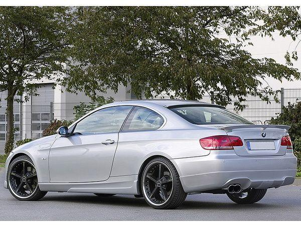 Спойлер - бленда BMW 3 E92 (2006-) Coupe