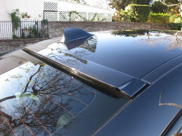 Спойлер - бленда BMW F10 (2010-) Sedan - AC SCHNITZER