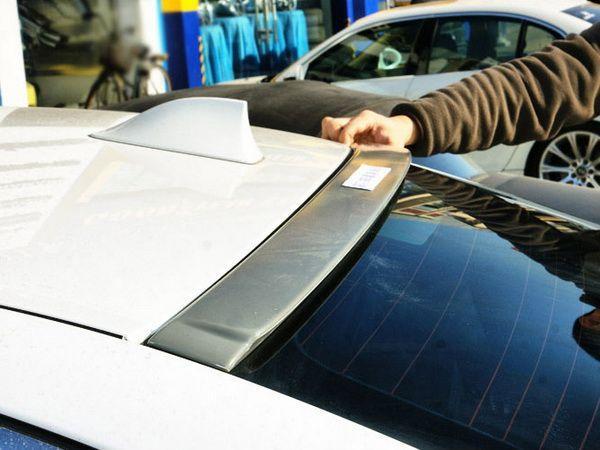 Бленда на стекло BMW F10 (2010-) Sedan - AC SCHNITZER - фото #2