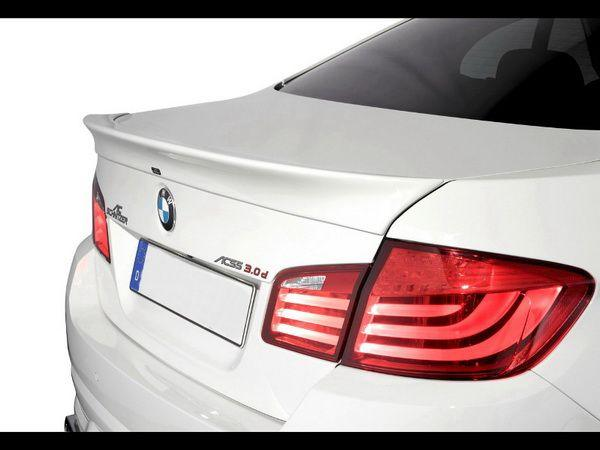 Спойлер багажника лип BMW 5 F10 (2010-) Sedan - AC SCHNITZER
