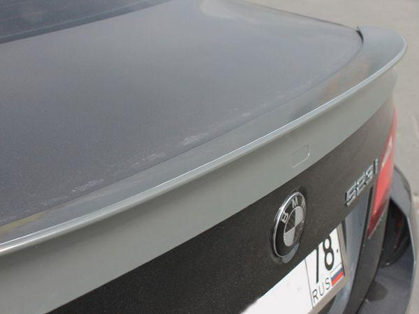 Спойлер багажника лип BMW 5 F10 (2010-) Sedan - AC SCHNITZER - фото #3