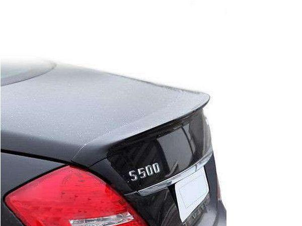 """Спойлер багажника лип MERCEDES S W221 (05-13) """"AMG"""""""