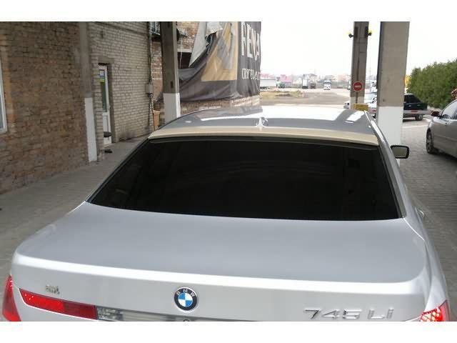 "Спойлер - бленда BMW E65 (2001-2008) Sedan ""SCHNITZER"""