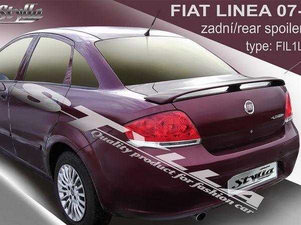 Спойлер багажника FIAT linea (2007-) Sedan