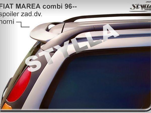 Спойлера - козырёк FIAT Marea (1996-) Combi