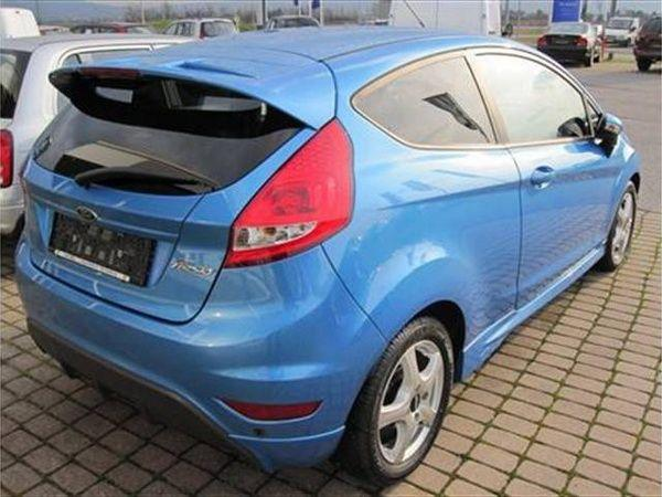 """Спойлер FORD Fiesta Mk7 (2008-) """"ST"""""""