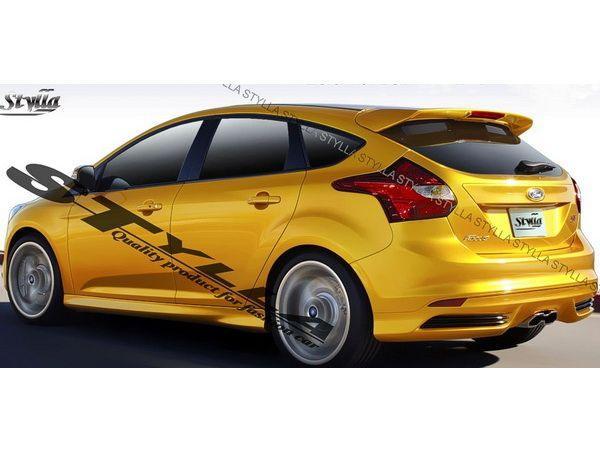 Спойлер FORD Focus III (2011-) Hatchback