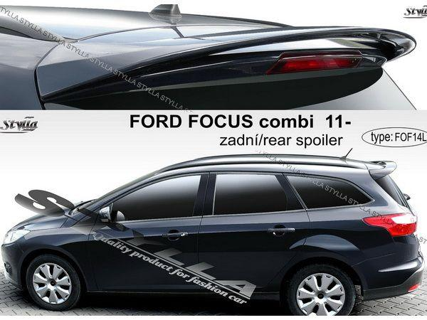 Спойлер FORD Fcous III (2011-) Combi