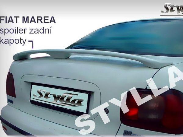 Спойлера багажника FIAT Marea (1996-) Sedan