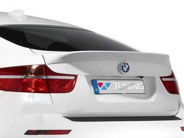 Спойлер BMW X6 E71 (2008-2014) - AC Schnitzer