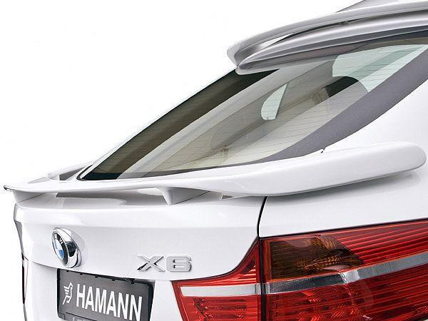 Спойлер нижний BMW X6 E71 (2008-) - HAMANN