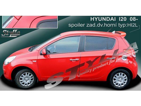 Спойлер - козырёк HYUNDAI i20 I (2008-2014)