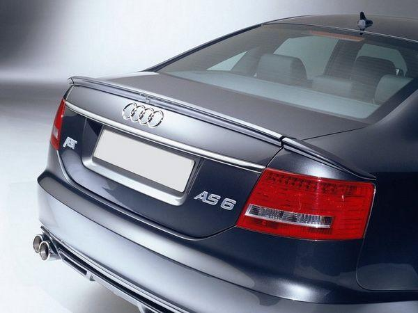 "Спойлер багажника лип AUDI A6 C6 (2004-2011) Sedan ""ABT"""