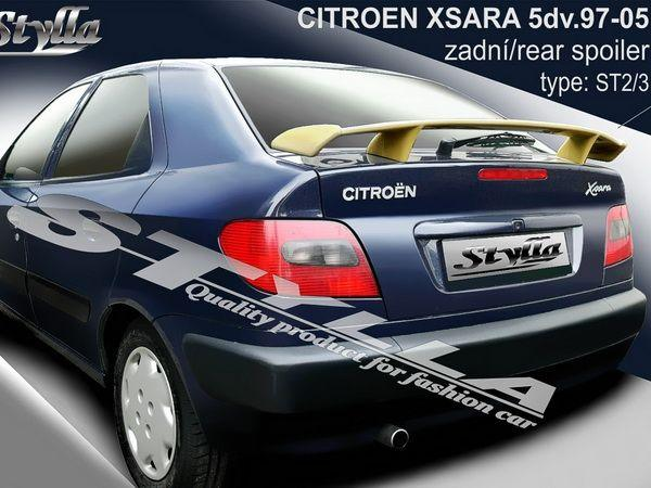 """Спойлер нижний CITROEN Xsara (1997-2004) Hatchback """"ST2/3"""""""