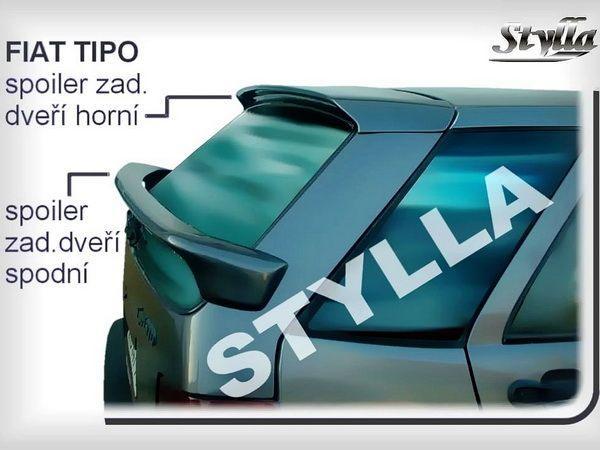 Спойлер нижний FIAT Tipo (1987+) Hatchback