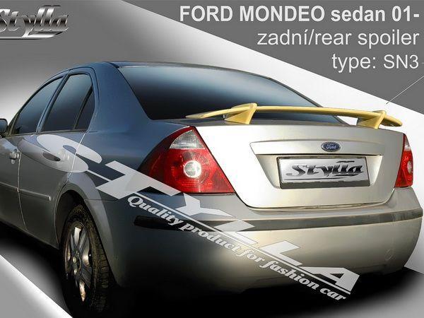 """Спойлер багажника FORD Mondeo III (2000-2007) Sedan """"SN3"""""""