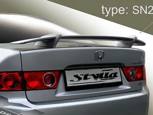 """Спойлер багажника HONDA Accord VII (2002-2008) """"SN2"""""""