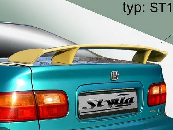 "Спойлер багажника HONDA Civic V (1991-1995) Coupe ""ST1"""