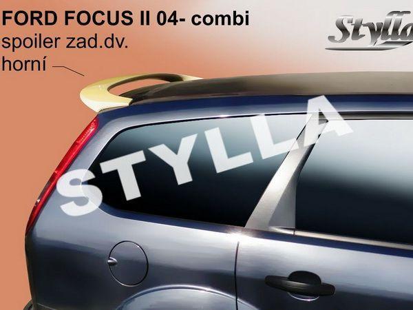 Спойлер - козырёк FORD Focus II (2004-) Combi