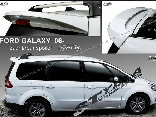 Спойлер FORD Galaxy II (2006-2015) STYLLA