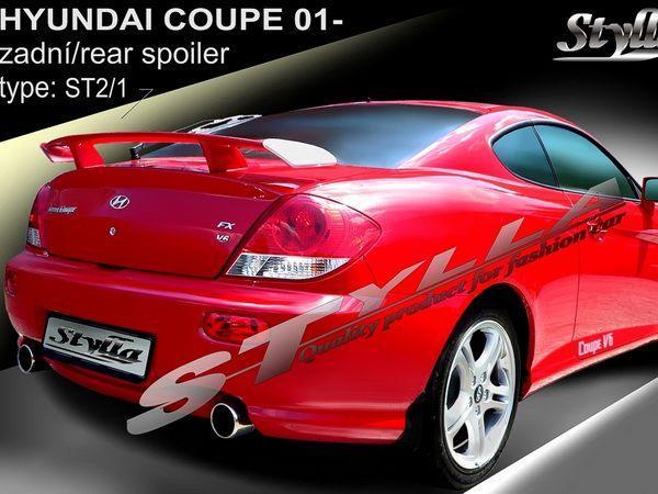 Спойлер HYUNDAI Coupe II (2002-)