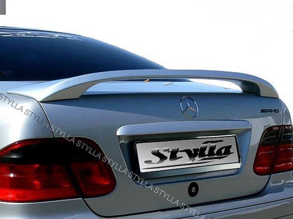 Спойлер багажника MERCEDES CLK W208 - MB4L тип - фото #1