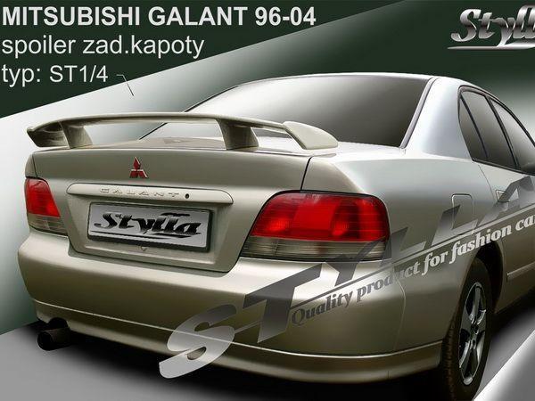 "Спойлер багажника MITSUBISHI Galant 8 (96-03) Sedan ""ST1/4"""