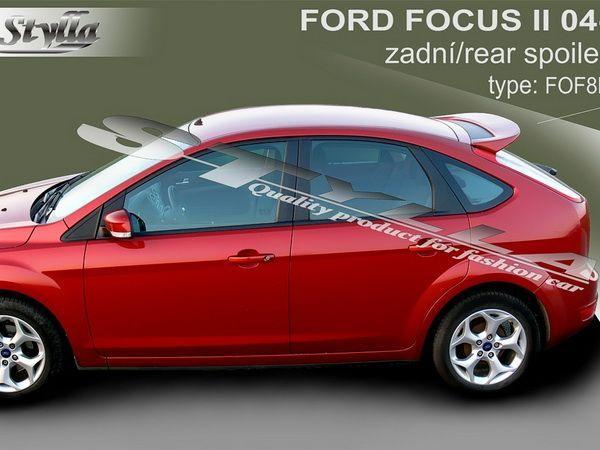 "Спойлер FORD Focus II (04-08) HB ""STYLLA 1"""