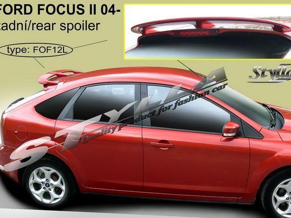 "Спойлер FORD Focus II (04-08) Htb ""STYLLA 2"""