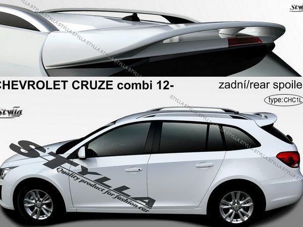 """Спойлер над стеклом CHEVROLET Cruze (2012-) Combi """"CHC1L"""""""