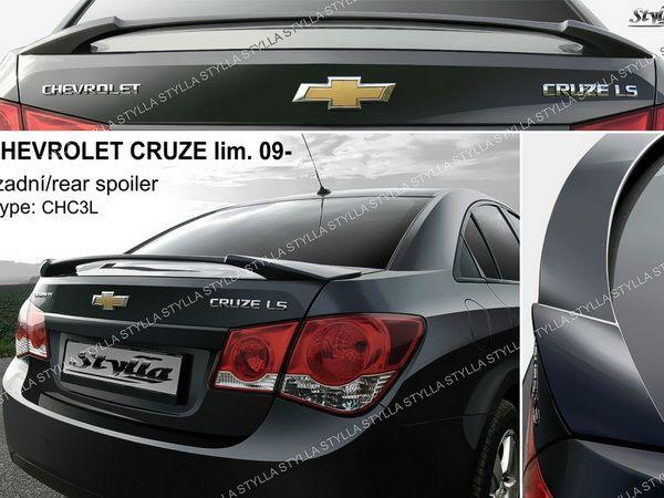 "Спойлер багажника CHEVROLET Cruze (2009-) Sedan ""CHC3L"""
