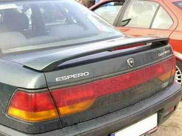 Спойлер багажника DAEWOO Espero с диодным стоп-сигналом