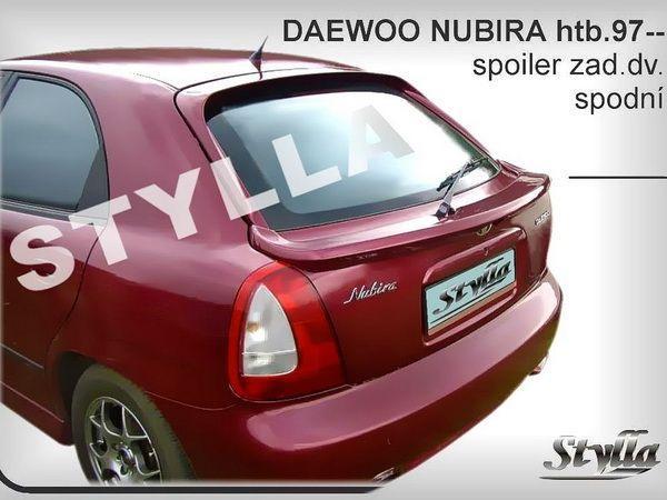 Спойлер нижний DAEWOO Nubira (97-99) Hatchback