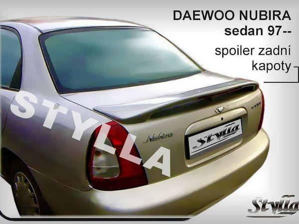 Спойлер багажника DAEWOO Nubira I (1997-1999) Sedan