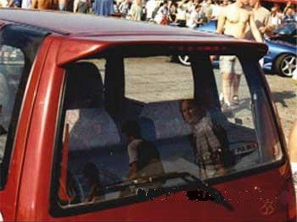 Спойлер DAEWOO Tico (1993-) 5D